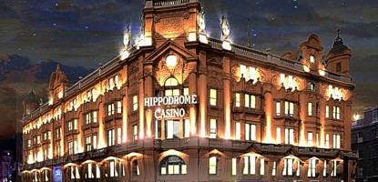 Image Result For Hippodrome London