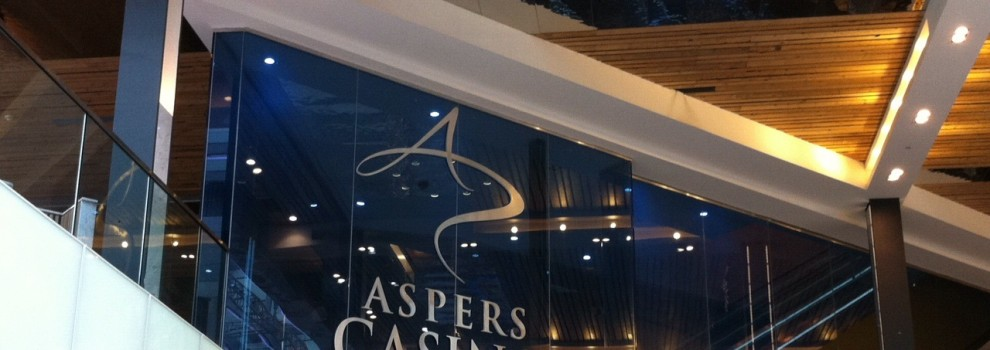 Aspers outside View