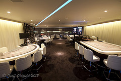 Gentings Casino Manchester salon privee