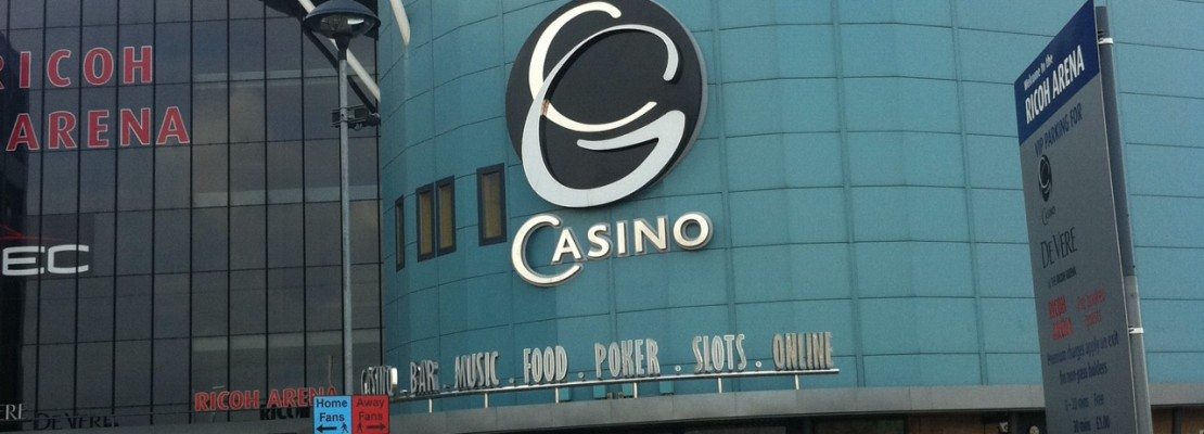 Paul Brook Mind Reader at G Casino Coventry