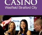Aspers Casino Westfield Stratford City. Richard Smith Interview