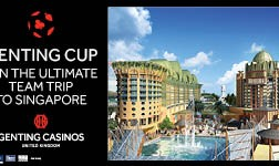 Genting Casino Genting Cup 5 a Side Football