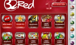Online Gaming 32 Red Mobile Casino