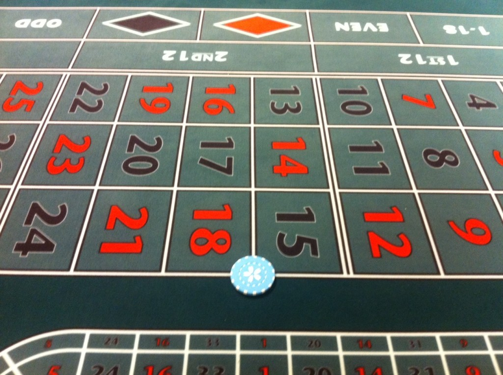 Rows How To be A Croupier