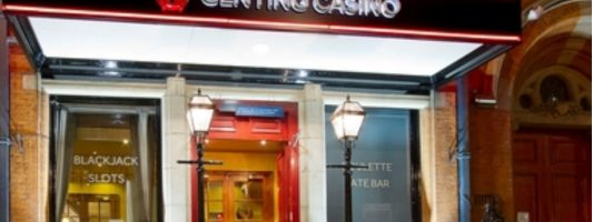 Games up for Genting Friar Gate in Derby!