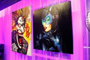 Art At Playboy - Ka Pow!
