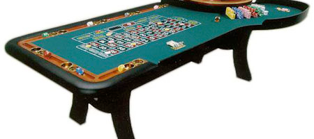 Perk Up a Party with Roulette Tables
