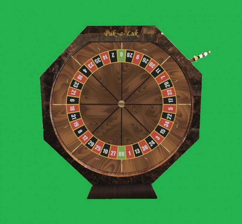 Puk a Luk Casino Table Games