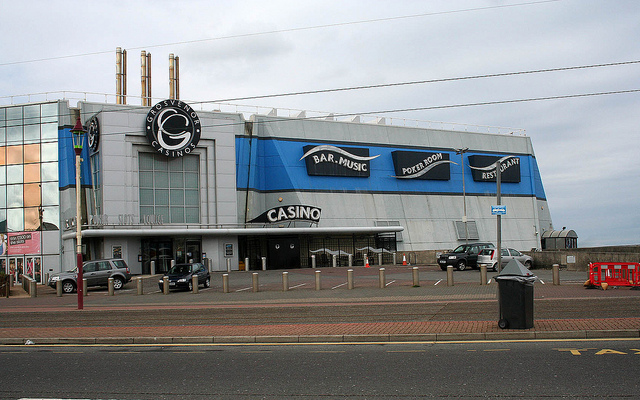 G casino blackpool poker times