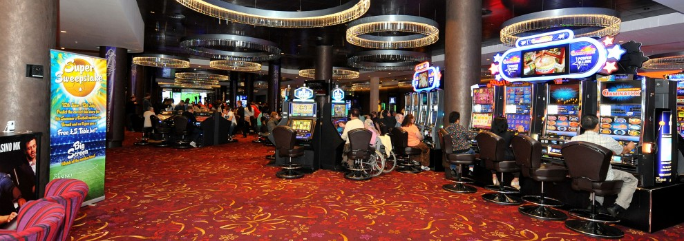 Will You Hit the 'Hot Seat' at The Casino MK?