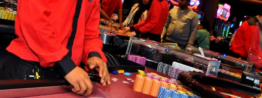 'Learn to Play'  the Super Casino Way at The Home of the Big Win Casino MK