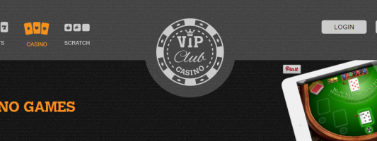 Online Casino Games VIP Club Casino