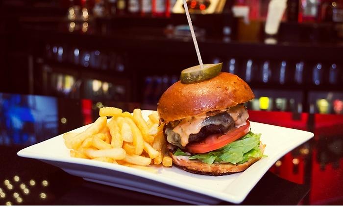 Hippodrome burger