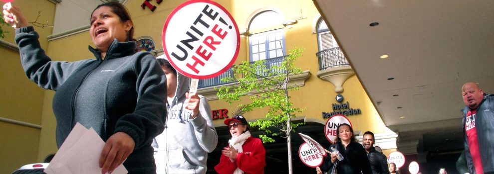 Workers at four Atlantic City casinos vote to strike