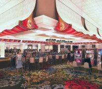 Turning Stone to limit smokers to mini-casino