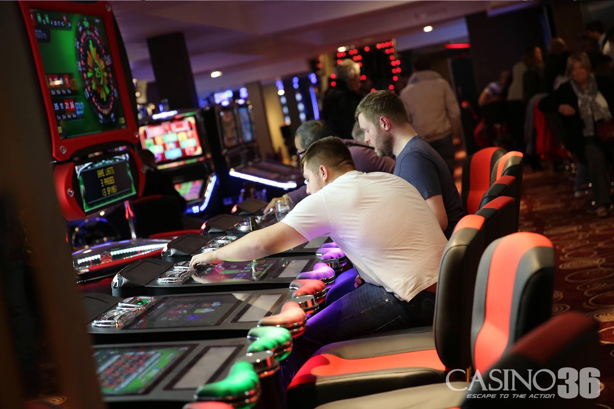 Casino 36 Wolverhampton Opens