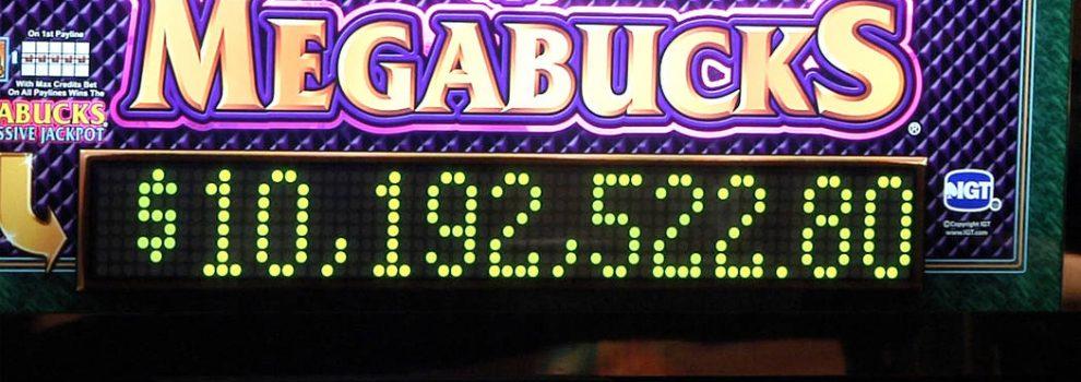 Man wins $10 million Megabucks jackpot at Henderson casino