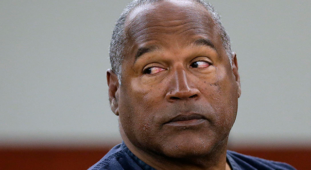 Attorney: O.J. Simpson banned from Las Vegas hotel-casino CTE ?