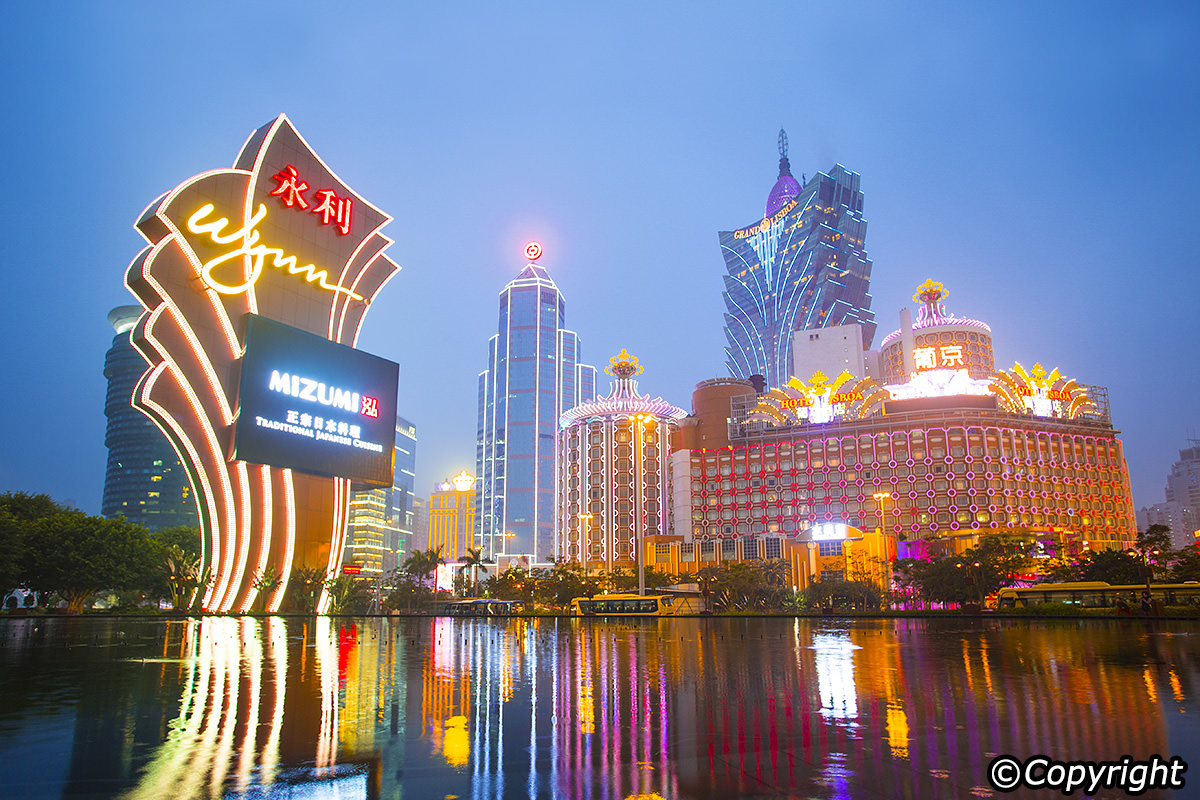 macau online casinos