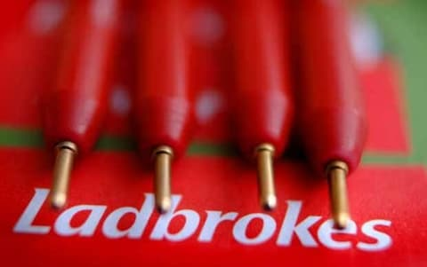Ladbrokes Coral targeted by 'opportunistic' rival GVC in potential 3.9bn deal