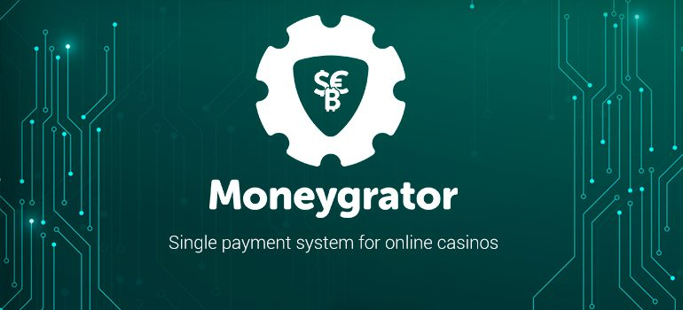 Slotegrator presents its new product Moneygrator – a unified payment solution for online casino