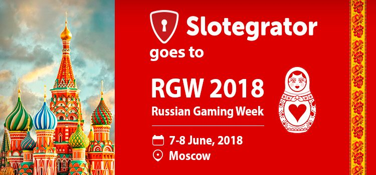 Slotegrator goes to the international exhibition-forum Russian Gaming Week