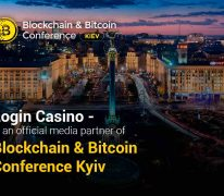 Login Casino became the official media partner of Blockchain & Bitcoin Conference Kyiv