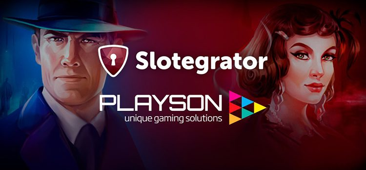 Slotegrator Goes Partners with Playson