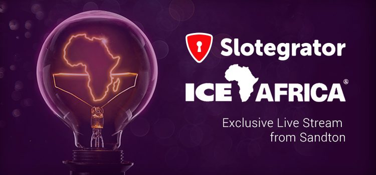 Slotegrator Live Streaming from ICE Africa 2018
