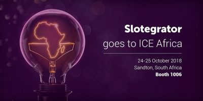 Slotegrator's Heading to Significant Event of ICE Africa 2018