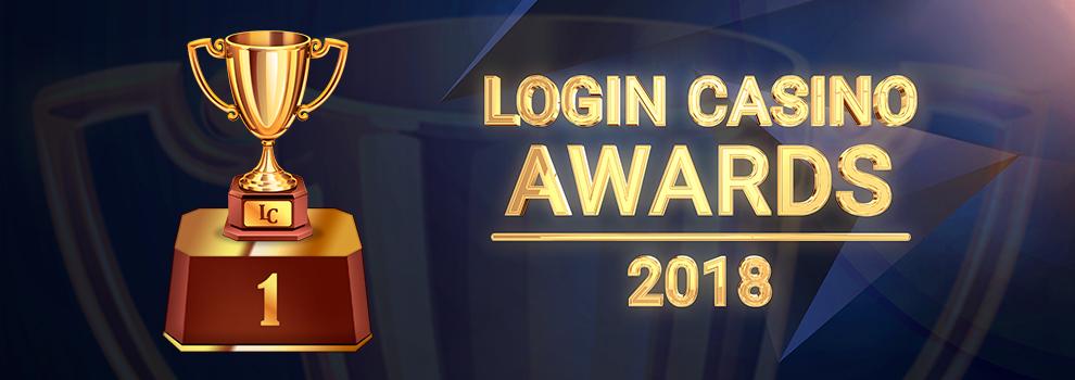 The Login Casino Awards 2018 Winners Are Chosen