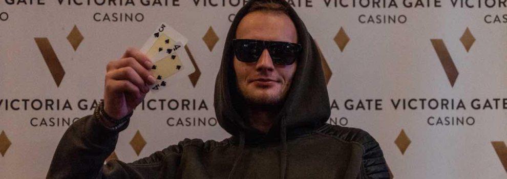 Victoria Gate Casino hit the jackpot with record-breaking Christmas poker bonanza
