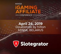 Slotegrator team will visit Prague iGaming Affiliate Conference