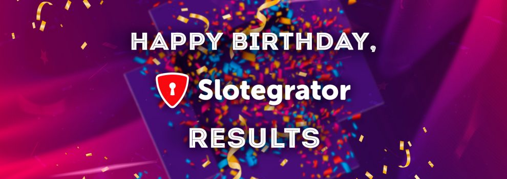 Slotegrator announced winners of the contest in honor of the 7th company's anniversary