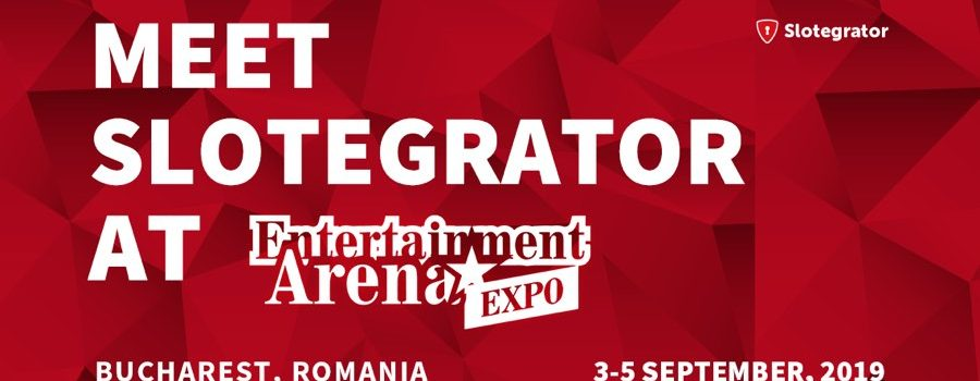 Online Casino Software Developer Slotegrator Visits Entertainment Arena Expo