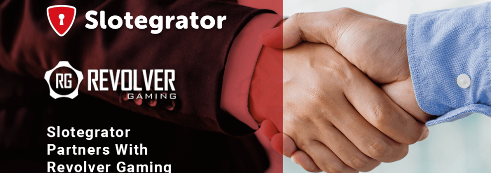 Software Provider and Aggregator Slotegrator Partners Game Developer Revolver Gaming