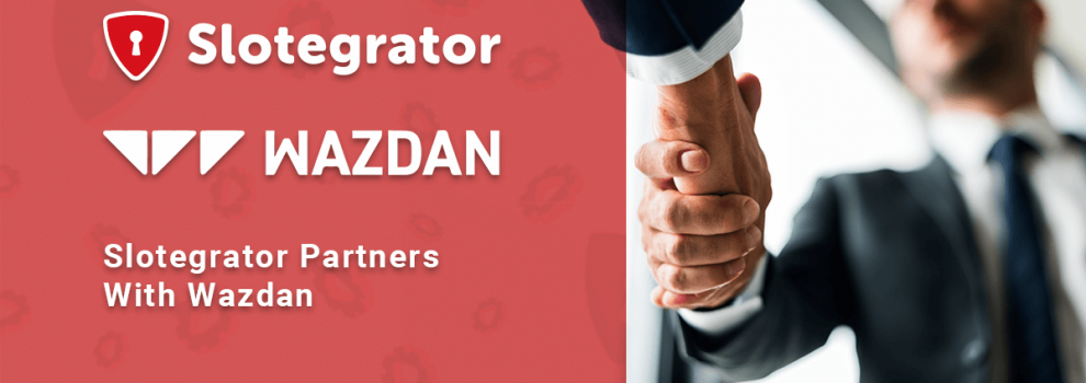 Online Casino Software Provider Slotegrator Partners With Game Developer Wazdan