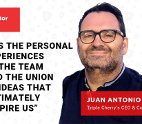 Interview with Juan Antonio Galindo, Triple Cherry's CEO & Co- Founder