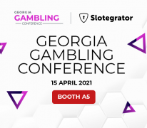SLOTEGRATOR IS GOING TO THE GEORGIA GAMBLING CONFERENCE