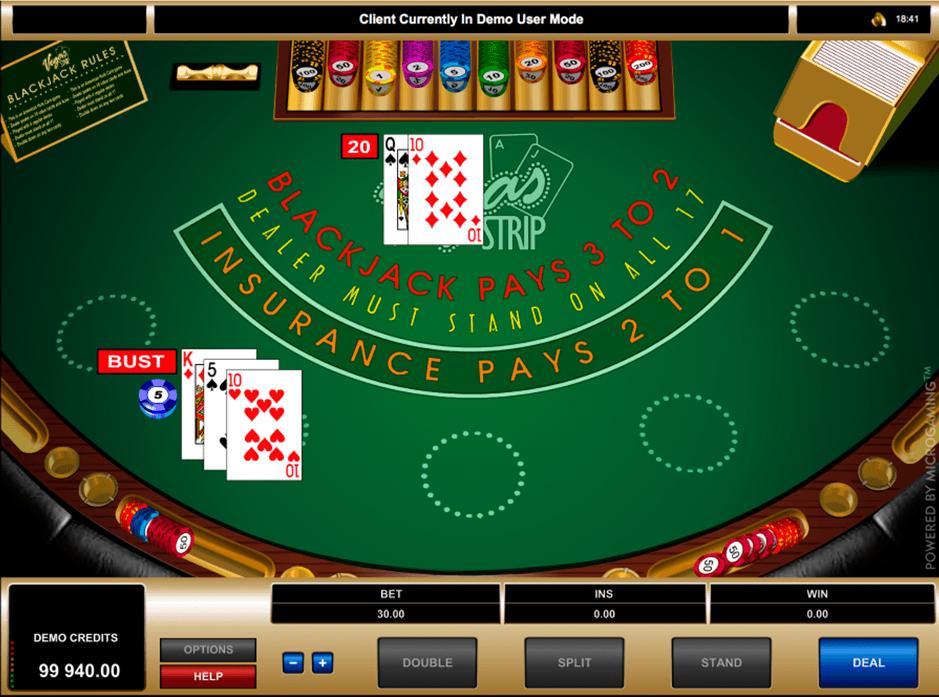 Strategi mudah untuk meningkatkan kemenangan Blackjack